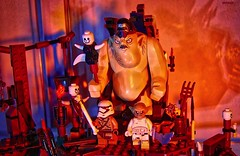 First Order Goblins: cruel, wicked and...ridicule (BrickSev) Tags: fiction toy toys photography star king order force lego earth space stormtroopers first indoor science lord lotr rings fantasy goblin scifi stormtrooper ren parody lordoftherings sciencefiction wars middle hobbit diorama legostarwars tabletop middleearth thehobbit goblins minifigure the thelordoftherings awakens firstorder goblinking minifigures toyphotography kylo legophotography legomiddleearth theforceawakens forceawakens kyloren