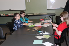 Origami at the Georgetown branch during National Library Week 2016 (ACPL) Tags: origami georgetown geo 2016 fortwaynein acpl nationallibraryweek nlw allencountypubliclibrary