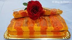 Ms vale tarde que nunca... jeje. Pan de Sant Jordi, hecho con sobrasada y queso. (eloweyn) Tags: food cheese bread recipe baking comida cocina queso foodporn pan recipes foodie sobrasada receta santjordi recetas