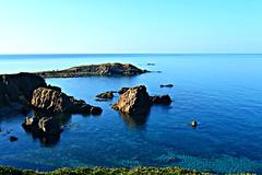 Sardegna (Capo Pecora) (Erica Congia) Tags: sardegna primavera mare estate blu natura roccia acqua colori riflessi spiaggia marino paesaggio sud sudsardegna capopecora