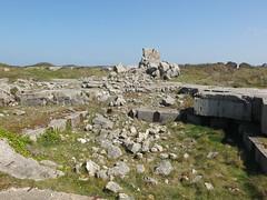 15 avril 2015, sortie Pointe du Toulinguet . (Chti-breton) Tags: destruction fortification bton bombardement nazisme murdelatlantique guerre3945