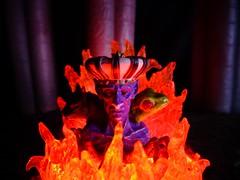 The King of Hell (ridureyu1) Tags: toy toys actionfigure hellish demon devil baal dictionnaireinfernal bael toyphotography jfigure demonschronicle kingofhell arsgoetia yanoman sonycybershotsonycybershotdscw690 goeticdemons baaldemon
