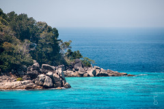 Similan Islands (Caroline Groneberg) Tags: thailand nationalpark meer insel kste andamansea felsen similanisland