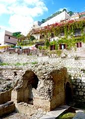 Taormina Texture (38) Tags: italy cityscape sicily taormina 2011