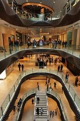 Floor after floor (josephteh) Tags: architecture floors shopping sony streetphotography melbourne emporium multilevel