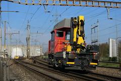Baureihe 234 @ Pratteln (daveymills31294) Tags: sbb infra ffs pratteln 234 cff rangierlok baureihe