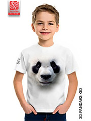 PANDA#2-KID-BOY (genethics) Tags: 3d kid panda anak kaos binatang