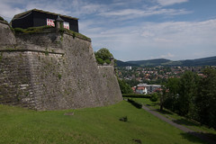 Ancient fortifications (quinet) Tags: castle germany schloss chteau 2012 castleroad burgenstrase