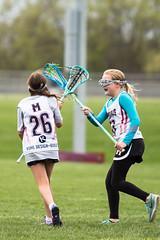 Mayla 5/6 Black vs Grand Rapids (kaiakegleysportsmom) Tags: spring minneapolis girlpower lacrosse 56 2016 mayla blackteam vsgrandrapids mayla5626 mayla5637