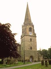 Masham church, Yorkshire (Hipster Bookfairy) Tags: church architecture