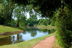 Croome, Tranquil Waters (Heaven`s Gate (John)) Tags: park trees england lake english heritage water gardens landscape nationaltrust tranquil croome johndalkin heavensgatejohn worcesrtershire