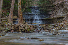 Hell Hollow (kevincarlvail) Tags: park ohio water waterfall lakecounty metropark hellhollow lakemetroparks