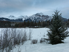 Pyramid Lake (Keith Levit) Tags: ca canada jasper alberta jaspernationalpark hwy16 yellowheadhighway pyramidlake