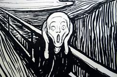Munch, The Scream, 1895
