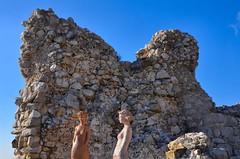Eze (22) (Pier Romano) Tags: costa france statue village eze alpi francia borgo medio evo giardino provenza storico azzurra esotico marittime