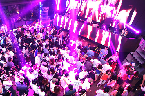 Seoul's nightlife is heralded by many as the best in Asia