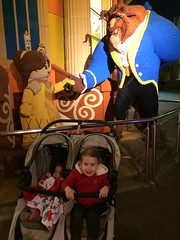 Beauties And The Beast (rudyg39) Tags: family lego ellie isla beautyandthebeast downtowndisney geego