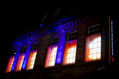 The Scottish Whisky Experience (HarveyNewman) Tags: light window night canon scotland colorful edinburgh time fireworks mark iii scottish newyear celebration whisky scotch hogmanay scotish 2015
