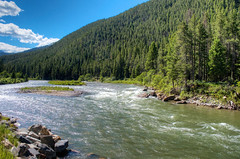 _DW23587_HDR.jpg (Upstate Dave) Tags: gallatinnationalforest gallatinriver majorplaces places riversandstreams yellowstone 2014