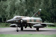 Mirage 5BR Belgium (Rob Schleiffert) Tags: mirage koksijde belgianairforce mirage5