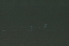 000093860008 (WayChen_C) Tags: bridge film night canon tokyo kodak ae1  odaiba minatoku rainbowbridge    portra400