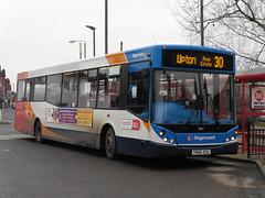 Stagecoach 39614 YN56 OSU (JIG2164) Tags: man 30 south evolution stagecoach upton mcv 39614 elmsall 14220lf yn56osu