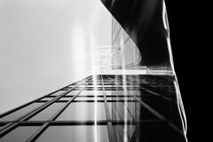 (Mattron) Tags: leica nyc newyorkcity newyork film glass architecture analog skyscraper kodak manhattan trix rangefinder lookingup d76 midtown 42ndstreet leicam6 handprocessed gracebuilding damagedfilm filmisnotdead diyfilm