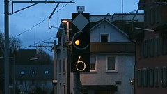 SBB - N Signal (Kecko) Tags: railroad train geotagged schweiz switzerland video technology suisse swiss kecko ostschweiz eisenbahn railway zug technics technik sbb sg svizzera bahn technique signal staad technisch 2016 eisenbahnsignal swissvideo geo:lat=47480170 geo:lon=9533520