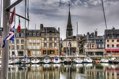 Honfleur : le vieux port (Roberto Defilippi) Tags: france port porto francia normandia rodeos nornandie nikond300 112016 robertodefilippi