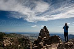 Bella Gran Canaria (Marcos Rivero / Fotgrafo) Tags: grancanaria paisaje bella vistas turismo isla senderismo vacaciones rocas paraso viajar picodelasnieves volcnica carctervisual fotgrafolaspalmas