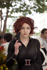 Black Widow (PhotoCypher) Tags: portrait washingtondc costume nikon cosplay maryland convention blackwidow marvel avengers gaylord katsucon d810 nationalharbor katsucon2016