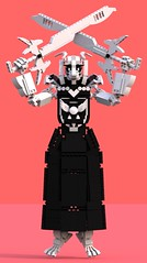 Asriel Dreemurr 5 (pb0012) Tags: game monster video lego character goat indie videogame ldd asriel indiegame undertale asrieldreemurr dreemurr