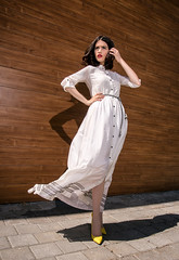 2 (dzagoevd) Tags: look magazine model dress boutique shoop lookbook