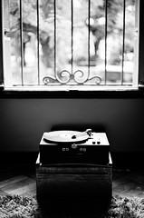 Por mi ventana (ignacio.miranda) Tags: windows bw music byn blancoynegro disco ventana punk sony band turntable hardcore alfa msica vinilo crosley vynil lifetime tocadiscos a7s jerseybestdancers