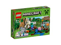 Toy Fair 2016 LEGO Minecraft 007 (IdleHandsBlog) Tags: toys lego videogames buildingtoys minecraft toyfair2016
