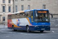 53277 SJ57AAO (SD Images) Tags: edinburgh stagecoach 53277 volvob7r edinburghbusstation expresscityconnect plaxtonprofile stagecoacheastscotland sj57aao