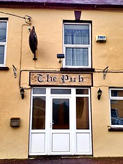 The Pub (JulieK (having another mid-life crisis)) Tags: door ireland windows irish building sign beige cork walls thepub hww