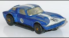 CHEVROLET Corvette grand sport (2893) MX L1090816 (baffalie) Tags: auto old classic vintage toys miniature voiture corvette mx jouet matchbox ancienne diecast jeux