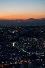 (_kuri) Tags: winter colour tower japan skyline digital 50mm nikon fuji 14 landmark 日本 yokohama 冬 横浜 富士山 2015 d610