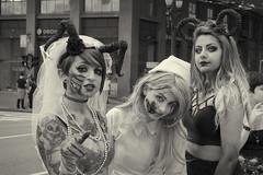 Zombie Walk (W. Cheng) Tags: brazil brasil saopaulo sopaulo streetphotography streetphoto zombiewalk