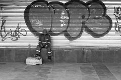 Portrait, Tbilissi Georgia (mafate69) Tags: street city portrait bw streetart man georgia europe noiretblanc grafiti outdoor candid photojournalism documentary nb caucasus hiphop rue extrieur ville tbilisi grafity homme reportage streetshot gorgie documentaire photojournalisme tbilissi caucase photoreportage rustaveli blackandwhyte streetlevelphoto mafate69