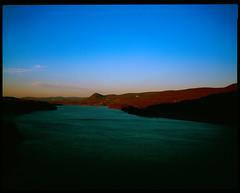 Hudson Valley (josh.pomponio) Tags: sunset newyork nature landscape fuji bearmountain fujifilm largeformat magichour graflex crowngraphic hudsonvalley fujifilmvelvia largeformatfilm largeformatphoto