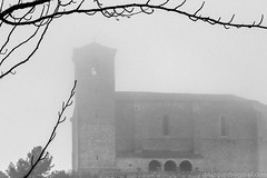 _MG_5667 (rblazquezb) Tags: blackandwhite naturaleza blancoynegro church nature fog iglesia niebla lossantosdelahumosa