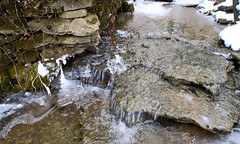 20160212_DSC0656 (Todd Plunkett) Tags: ohio usa water river waterfall unitedstates parks clearcreektownship patriciaallynpark