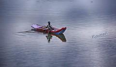 Fishing (Raveen's Clicks) Tags: lake fishing chennai raveen chengalpet kolavai mychennai