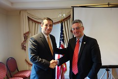 Meeting with Ted Cruz
