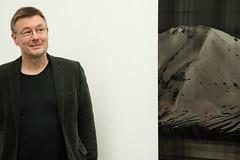 Peter Schlr - Light Fall- Ausstellungserffnung bei Arte Giani-bw_20160302_2678.jpg (Barbara Walzer) Tags: ausstellung kunstausstellung lightfall peterschlr 020316 artegiani