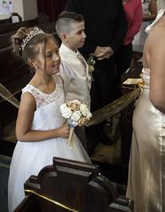 The Wedding of Margarita and John (craig antony spence) Tags: wedding church aisle bridesmaid pageboy