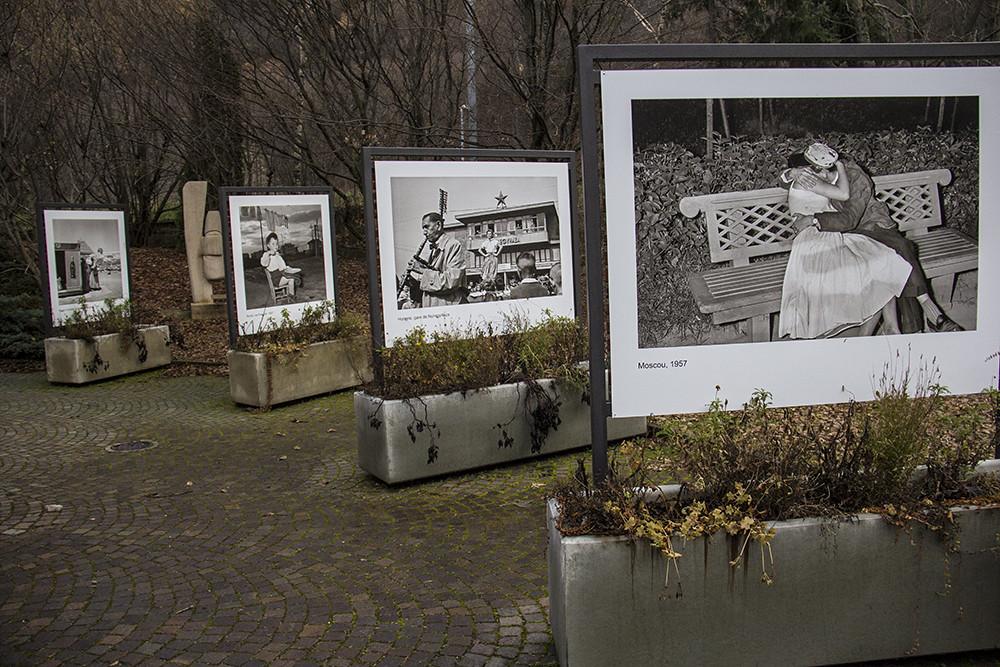 Fondation Gianadda - Exposição de fotos