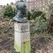 TRIBUTE HEAD II BY ELISABETH FRINK IN MERRION SQUARE PARK [I NEVER NOTICED THIS BEFORE]-112856